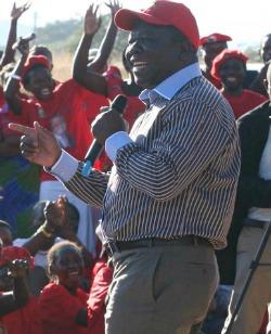 Tsvangirai: An  emperor now running naked