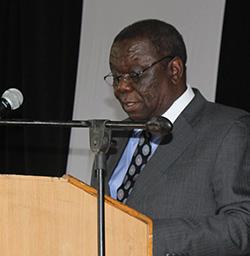 Strategic choice: Morgan Tsvangirai for 2018  Grassroots backing … Morgan Tsvangirai addresses his last rally before last year's polls