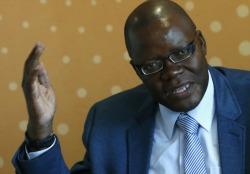 Biti statement on Tsvangirai suspension
