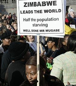 Rethinking strategy on the  Zimbabwean crisis