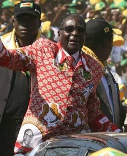 'Cultural revolution', Robert Mugabe style