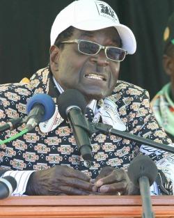 Mugabe no lame-duck president