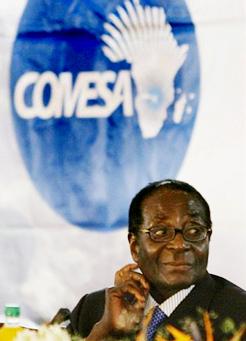President Mugabe no hero for Africa