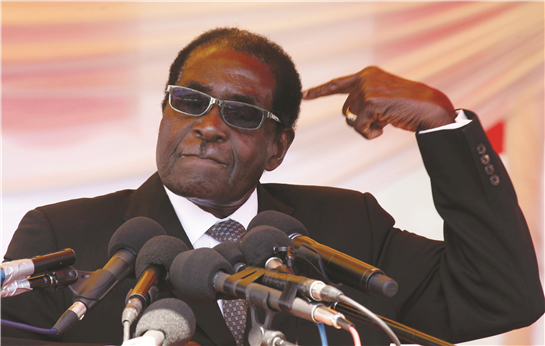 Robert Mugabe: The pied piper of Zimbabwean politics