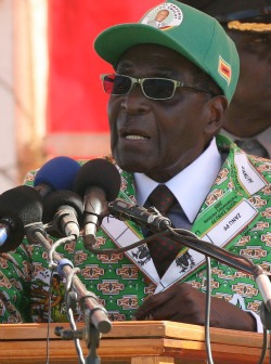 Mugabe's anti-whites ranting a diversionary tactic to mask failures