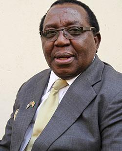 Simon  Khaya Moyo: The last man standing