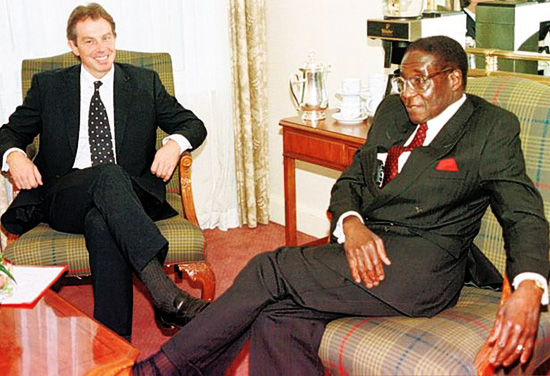 Mugabe tyranny: Britain's shameful part