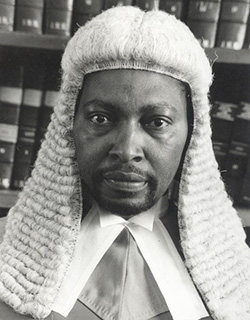 Justice Sandura: Tribute to a Zimbabwean legalgiant