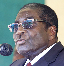The problem with us  Zimbabweans is –