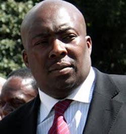 Interview:  Saviour Kasukuwere