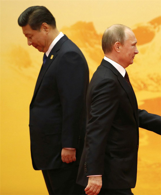 How durable is the China-Russia 'friendship'?