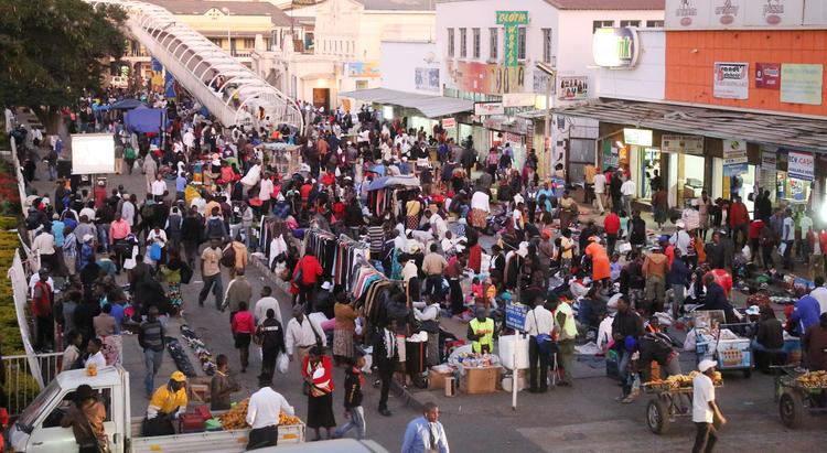 Zimbabwe:  Is Paradise Lost?