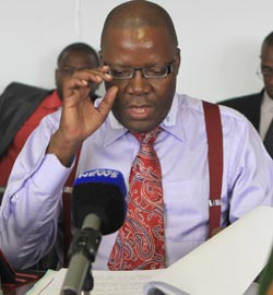 Cooperation,  inclusivity, true patriotism and sanity only hope for Zimbabwe: Please get  Tendai Biti back on the economy levers