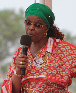 Macaphulana: Zimbabwe, let us say Grace