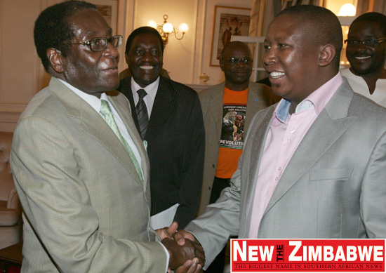 Business  Class: The lions of Africa – President Mugabe and Hon. Malema