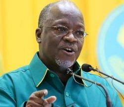 Tanzania's Magufuli: A new African