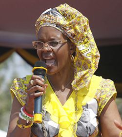 Zanu PF national conference – a gathering of looters
