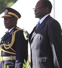 Zimbabwe: politics of politics in the post colony