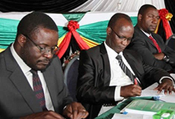 The Moyo-Charamba debate in Zanu PF's  succession drama