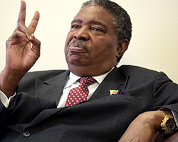 Vice President Mphoko's warped dire-tribe remarks an affront  to national cohesion