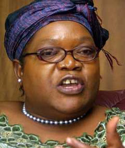 Joice Mujuru, the  proverbial leopard that will never change its spots