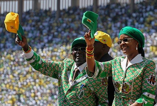 Mugabe: Zimbabwe's dying dictatorship