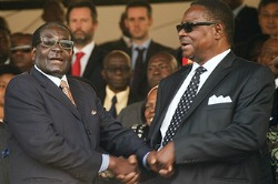 Mutharika  joins Mugabe in a relentless race to the bottom