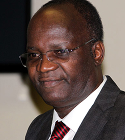 Moyo's political fortunes receding like his  hairline? Think again!