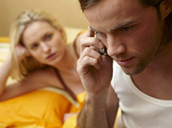 Marriage and  relationships demise: