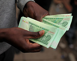 How Zimbabwe's 'bad' bond notes are driving out 'good' US dollars