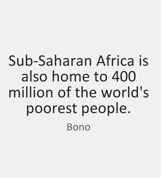 Rethinking the term 'Sub Saharan Africa'