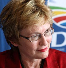 Helen Zille and the myth of the white saviour
