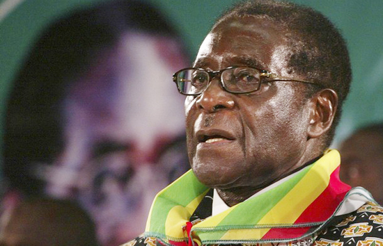 Mugabe and  the ghost of a national hero
