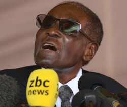 Are we going  to be Mugabe's death mates?