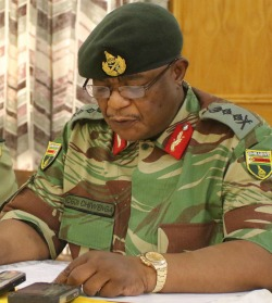 Why the role of the army can't be trusted after Mugabe
