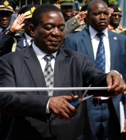 Mnangagwa's 'New' Zim merits support