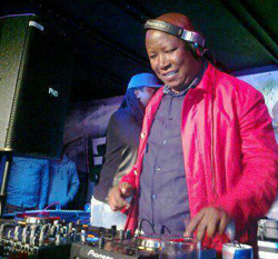 Malema keeps the party going on  Crowd favourite … Dr Malinga seen performing in Bulawayo in December last year