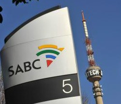 Gallows  humour over SABC switch-off