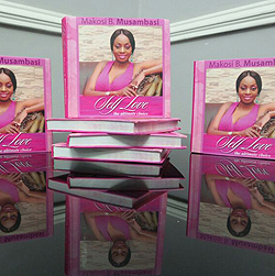 Makosi  turns 33, launches book