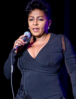 Arrest warrant for Anita Baker