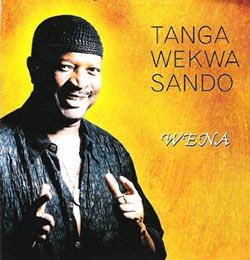 Jazz  maestro Tanga Wekwa Sando returns