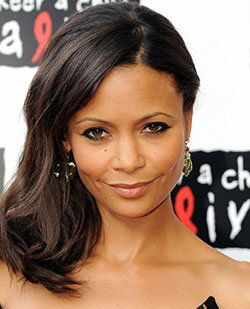 Thandie Newton reveals racist abuse