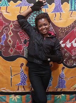 Sindisiwe  Dube: Byo's music princess