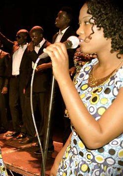 Zimpraise rock Watford, set for Leicester  Worship and praise … Zimpraise performing at Watford  Colosseum last Saturday