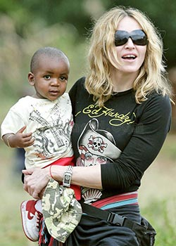 Madonna attacks Malawi's president after attempt to nullify  elections