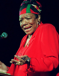 Celebrated U.S.  activist, poet Maya Angelou dies