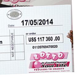 Bulawayo syndicate wins $117k lotto