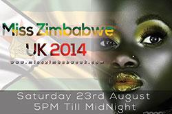 Miss Zimbabwe UK preps roll into life
