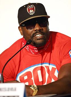 Chisora, Fury shake on £10,000 fight bet