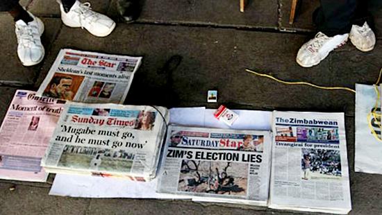 Mainstream media have lost relevancy: critics